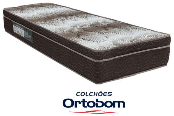 Colchão Solteiro Ortopédico Light Ortobom