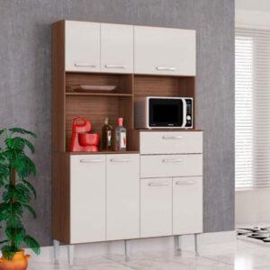 Cozinha-Compacta-Flavia-com-7-Portas-e-2-Gavetas-Capuccino-off