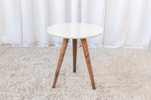 Mesa Decorativa 50 cm off White Tonhão