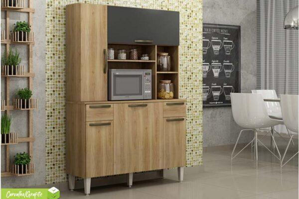 armario-de-cozinha-safira-carvalho-grafite-salleto