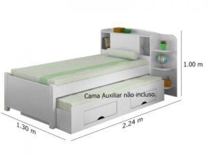 cama-solteiro-milenio-branco-medidas
